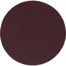 Круг наждачный с липучкой, D=125 мм, набор 5 шт, Р100 арт. 39775