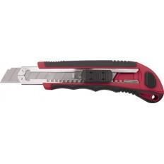 """Нож технический """"Мастер"""", 18 мм. + 3 лезвия арт. 020140"""