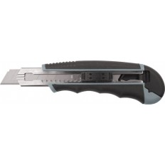 "Нож технический ""Гранд"", 18 мм. + 6 лезвий. арт. 020280"