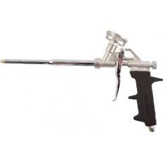 Пистолет для монтажной пены, пластиковая ручка арт. 050305
