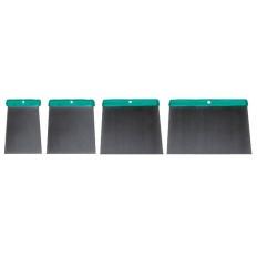 Шпатели металлические (Япончик), набор 4 шт. (50, 80, 100, 120 мм) арт. 06750