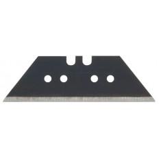 Лезвия трапециидальные черненые, криогенная закалка, 5 шт. арт. 10452