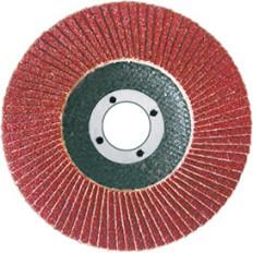 Диск лепестковый торцевой, 115 х 22 мм, #100 арт. 39905