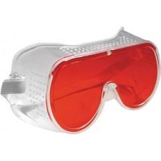 Очки защитные красные арт. 12210