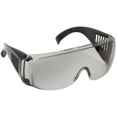 Очки защитные с дужками дымчатые арт. 12218