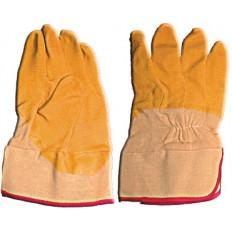 Перчатки стекольщика прорезиненные арт. 12433