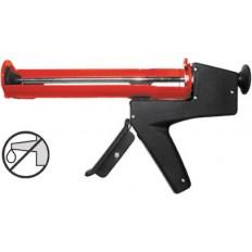 """Пистолет для герметика  9"""" с противовесом, Профи арт. 14246"""