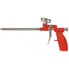 Пистолет для монтажной пены, пластиковый корпус арт. 14261