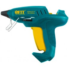 Пистолет клеевой  д. 11 мм, 35 Вт/400 Вт, регулировка температуры, Профи арт. 14355
