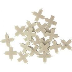 Крестики для кафеля 1,5 мм, 100 шт. арт. 16715