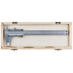 Штангенциркуль металлический нержавеющий 150 мм / 0,02 мм арт. 19845