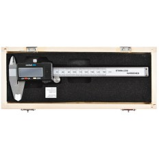 Штангенциркуль металлический с электронным отсчетом 150 мм / 0,01 мм арт. 19856