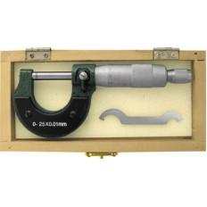 Микрометр наружный 0 - 25 мм арт. 19909