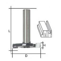 Фреза дисковая для кромок и пазов, DxHxL = 32х4х36 мм арт. 36690