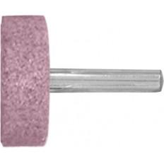 Шарошка абразивная по металлу, цилиндр 32х8 мм арт. 36953