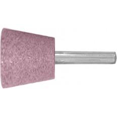 Шарошка абразивная по металлу, трапеция 25х20 мм арт. 36965