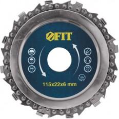 Круг отрезной цепной 115 мм. арт. 37651