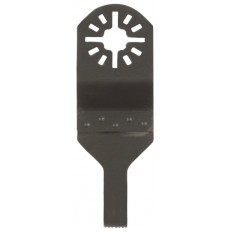 Полотно пильное фрезерованное Bi-metall Co 8% 10 мм х 0,8 мм Ступенчатое арт. 37922