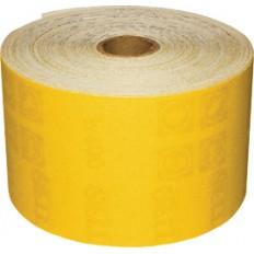 Бумага нажд.в рулонах, на бум.финской основе, ал.-окс.  115 мм х 50 м (Р 100) арт. 38055