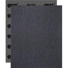 Бумага нажд. водост., на латекс. основе, сил.-карб. Профи, 230 х 280 мм (Р 100), 10 шт арт. 38165