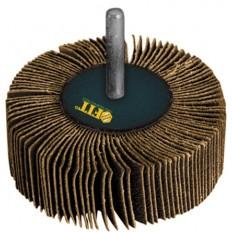 Диск  лепестковый для дрели радиальный , 60 х 20 х 6 мм ( Р40 ) арт. 39562