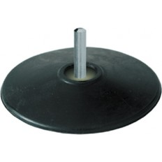 Диск шлифовальный 125 мм (резиновый усиленный) (Тула) арт. 39636