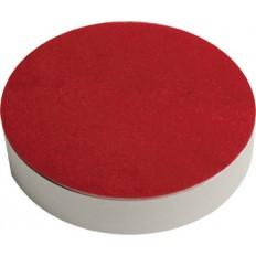 Круг полировочный поролоновый (липучка), мягкий поролон, 125 х 30 мм арт. 39648