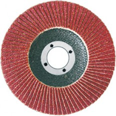 Диск лепестковый торцевой, 115 х 22 мм, #36 арт. 39901