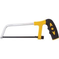Ножовка по металлу Юниор 150 мм (пластиковая прорезиненная ручка) арт. 40026