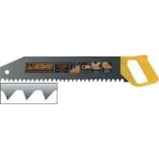 "Ножовка по пенобетону ""Дельта Стандарт"", 500мм, зуб 15мм, пласт.ручка (10280) арт. 40699"