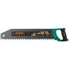 """Ножовка по пенобетону """"Дельта Стандарт"""", 500 мм, зуб 15мм, двухцветная ручка (РОС) арт. 40761"""
