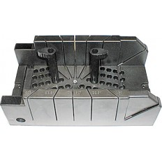 Стусло пластмас.без пилы черное 310 мм х 120 мм + 2 эксцентрика Профи арт. 41255