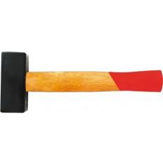 Кувалда с деревянной ручкой Профи 1,0 кг. арт. 45101