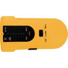 Детектор напряжения деревянных и металлических балок (3 в 1), Профи арт. 56534