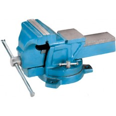 Тиски станочные, поворотные 100 мм ( 5 кг.) арт. 59710