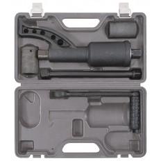 """Ключ торцевой """"Мясорубка"""" с усилителем крутящего момента, набор арт. 62766"""