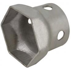 Ключ трубчатый торцевой ступичный 6-гранный 30х32 мм двухсторонний арт. 62801