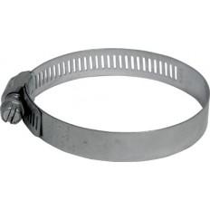"""Хомут обжимной просечной (сталь) шир.12.7 мм. 1 3/4"""" (19-44 мм) арт. 64256"""