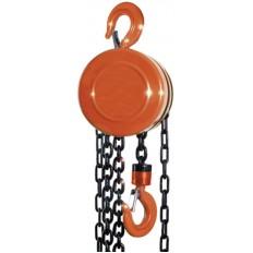 Таль цепная 1,0т (длина цепи 2,5м), с ручным приводом арт. 64661