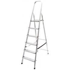 Лестница-стремянка алюминиевая, 3 ступени, вес 2,62 кг арт. 65341