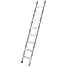 Лестница приставная алюминиевая, 8 ступеней, Н=223 см арт. 65412
