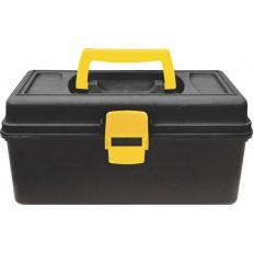 """Ящик для инструмента 13""""  (31,5 х 15 х 18 см) (черно-желтый) арт. 65494"""
