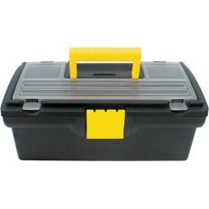 """Ящик для инструмента пластиковый  16"""" (40,5x21,5x16см) арт. 65501"""