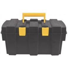 Ящик для инструмента пластиковый  (квадратичный) 19'' (54х29х25см) арт. 65518