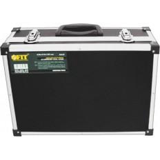 Ящик для инструмента алюминиевый (43 x 31 x 13 см) (черный) арт. 65630