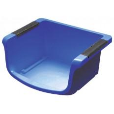 Лоток универсальной системы хранения 35 х 15 х 20 см , синий арт. 65688