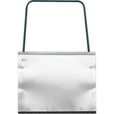 Движок малый оцинкованный для снега, толщина полотна 0,8мм., 750х600x1200 мм арт. 68131