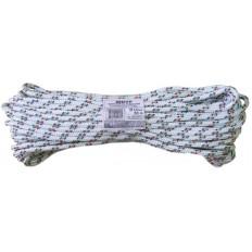 Канат полипропиленовый 24-х прядный с сердечником 6мм х 20м, р/н=300 кгс арт. 68401