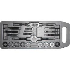 Лерки - метчики легированная сталь Профи набор 20 шт. арт. 70805
