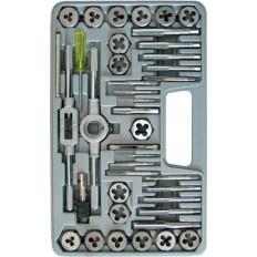 Лерки - метчики легированная сталь Профи набор 40 шт. арт. 70807